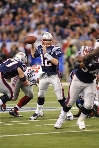 Cosell's Watching the Super Bowl: Patriots Offense was Easy toDefend
