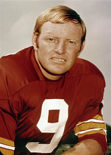 Profiles in Greatness: Sonny Jurgensen
