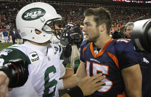 Tebow vs Sanchez: A QB Comparison