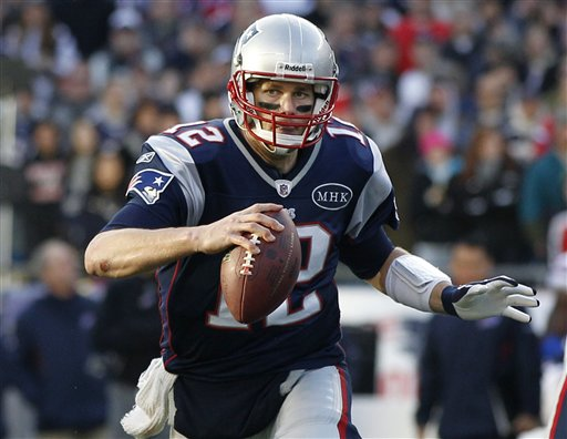 ICYMI: Tom Brady MIC'd UP on NFL TURNING POINT vs. Peyton Manning & the Broncos