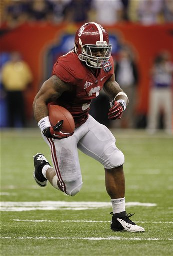 Cosell's Watching: Trent Richardson is the Best of2012