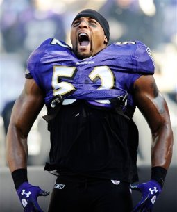 A Football Life: Ray Lewis – A Look Back