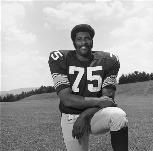 Profiles in Greatness: Joe Greene