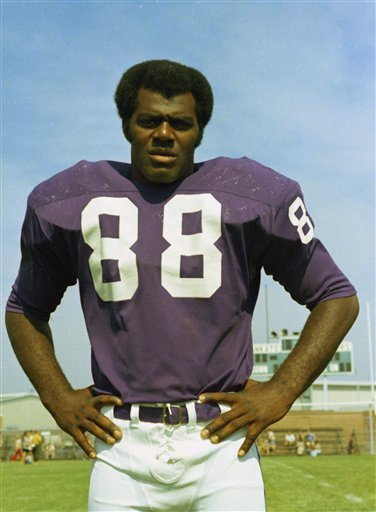 Profiles in Greatness: Alan Page