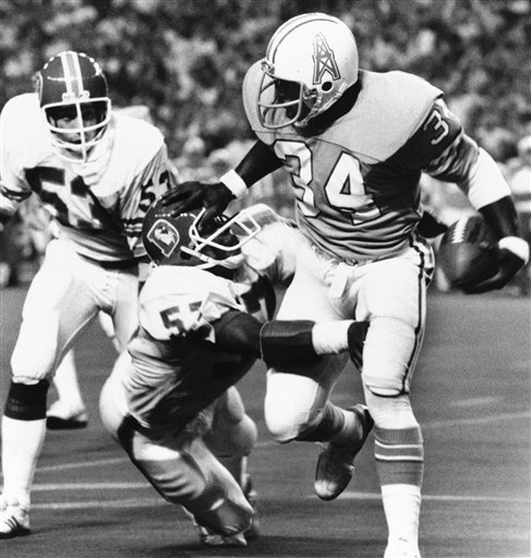 Profiles in Greatness: Earl Campbell