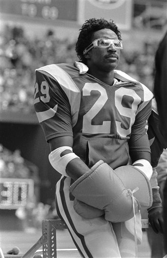 Profiles in Greatness: Eric Dickerson