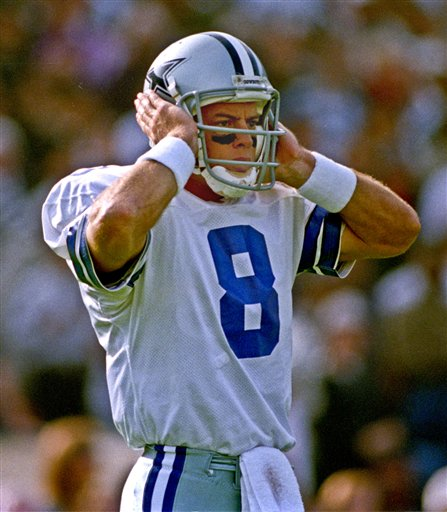 This Day in Football: Troy Aikman Waived