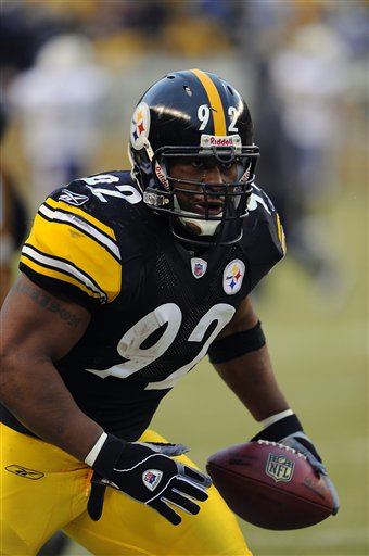 Top 100: James Harrison