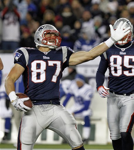 Hands to the Face: Megatron meets Gronk