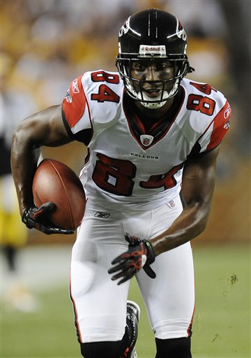 Top 100:  How High Can Roddy White Fly?