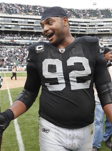 Top 100: Will Richard Seymour's Rank Drop?