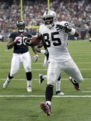 Draft Countdown: Oakland Raiders