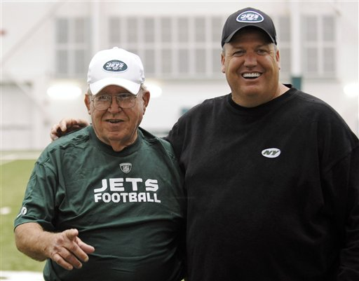 """Jets Plan to Use More """"46"""" in2012"""