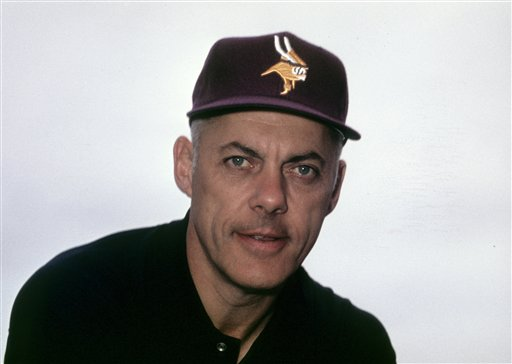 TDIF: Happy Birthday, Bud Grant!