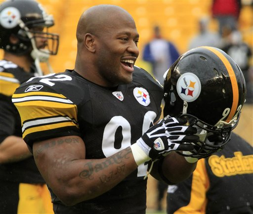 This Day in Football: Happy Birthday James Harrison!