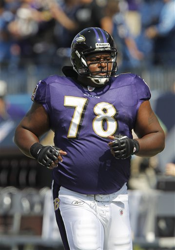 5 Questions With Bryant McKinnie (Bonus Question)