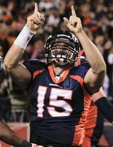 'The Faces of Tebow – A Football Life' Sneak Peek
