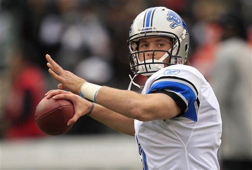 ENCORE: NFL Films Presents on Fox Sports 1 – Matthew Stafford