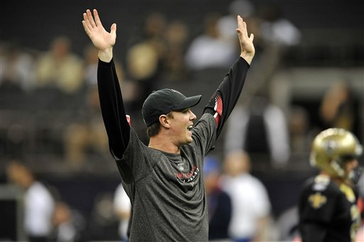 This Date in Football: Matt Ryan's Birthday