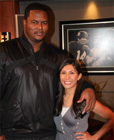 5 Questions With Bryant McKinnie