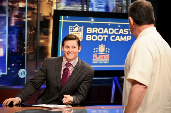 Postcards from NFL Broadcast Bootcamp