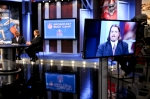 Mark Tauscher in studio session with Curt Menefee