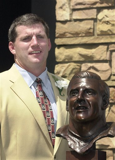 Mike Munchak: Scranton to Canton, and Back Again