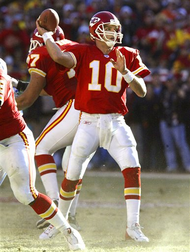 This Date in Football: Happy Birthday, Trent Green