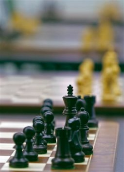 Cosell Talks: The Evolving Chess Match