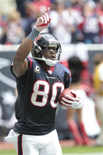 This Date in Football: Happy Birthday, AndreJohnson