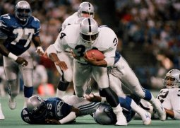 This Date in Football: Bo Jackson is Back in theNFL