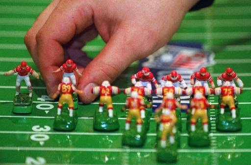 R.I.P., Inventor of Electronic Football