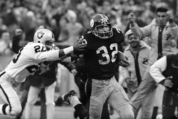 Were YOU at The Immaculate Reception game?