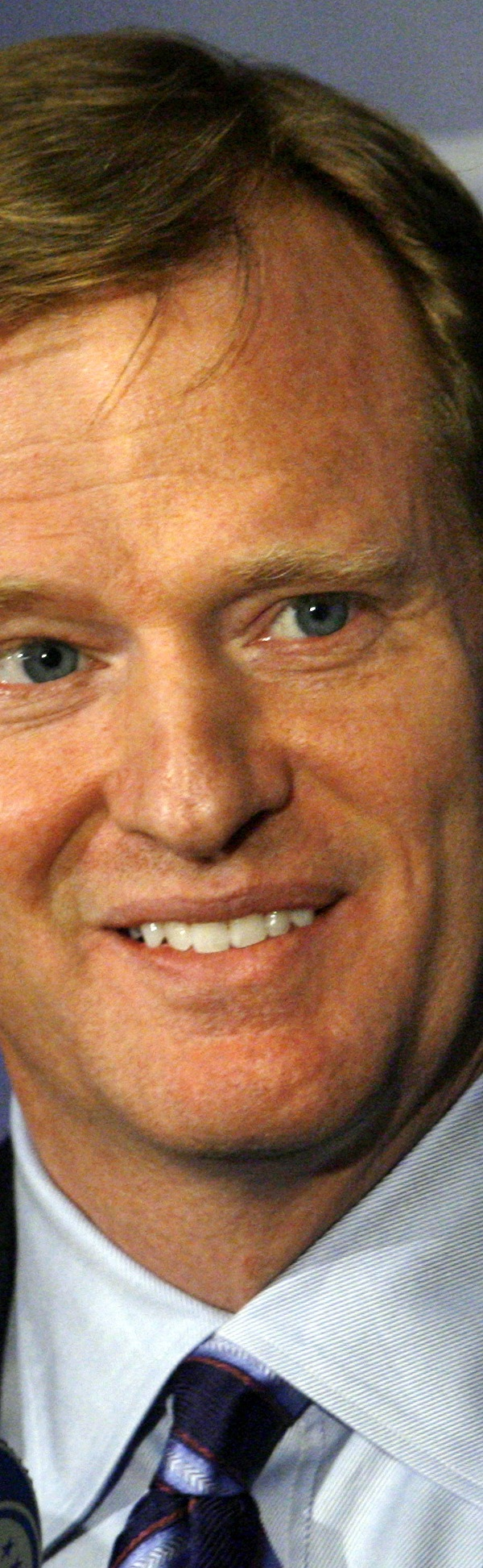 TDIF: Roger Goodell named Commissioner