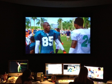 Inside the final edit of episode #2 - Hard Knocks: Training Camp with the Miami Dolphins
