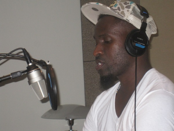 Big G Glover: From THE WIRE to The Mic at 1 NFL