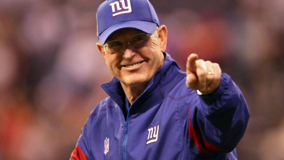 First Look at 'A Football Life: Tom Coughlin'