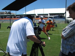 Behind-the-Scenes of Hard Knocks: The Open