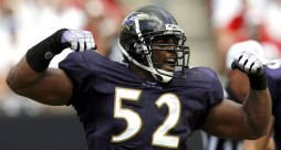First Look at 'A Football Life: RayLewis'