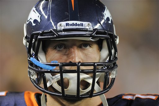 'The Faces of Tebow – A Football Life' – A Look Back