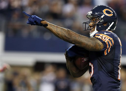 """NFL Turning Point"" – A Film Study on Brandon Marshall"