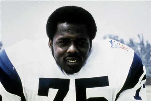 'Fearsome Foursome: A Football Life' – First Look At Deacon Jones