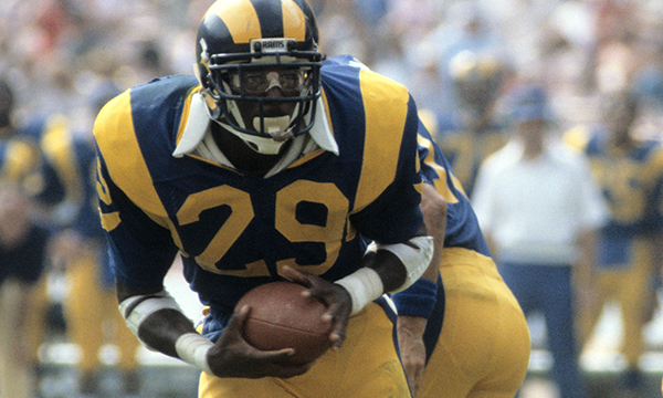 TDIF: Eric Dickerson Announces His Retirement