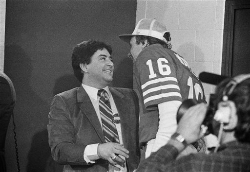 A Look Back at Eddie DeBartolo's Football Life