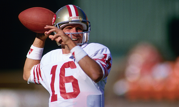 Sneak Peek: Top 10 Joe Montana Games