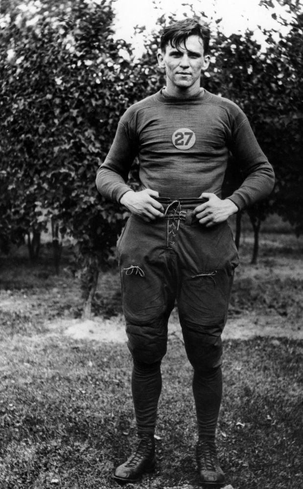 Former RB Johnny McNally of the Green Bay Packers.