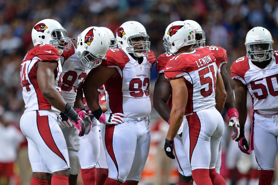 Arizona Cardinals defense (AP)
