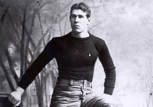 TDIF: William Heffelfinger Becomes First Professional Football Player