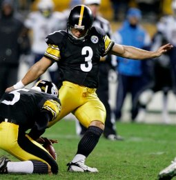 TDIF: Jeff Reed's Game-Winning Field Goal Leads To NFL First
