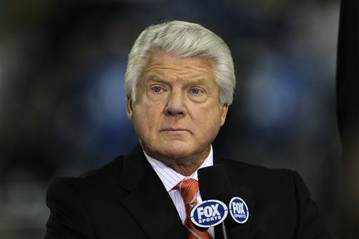 Howie Long on Jimmy Johnson: One Slice of 'A FootballLife'